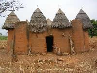 Valorisation des habitations Tata Somba
