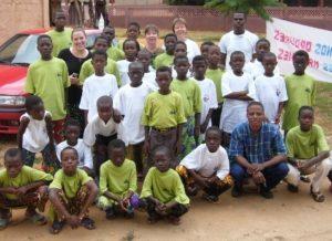 Education à l'environnement au lac Ahémé