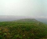 Paysage montagneux à Koussou