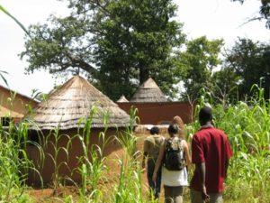 Séjour chez l'Otammari – pays Somba