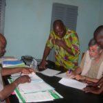 Signature de protocole d'accord entre la Mairie de Boukombé, AEREB et ECO-BENIN