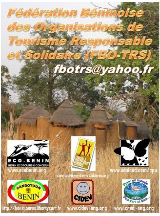 La Fédération Béninoise des Organisations du Tourisme Responsable et Solidaire (FBO-TRS)