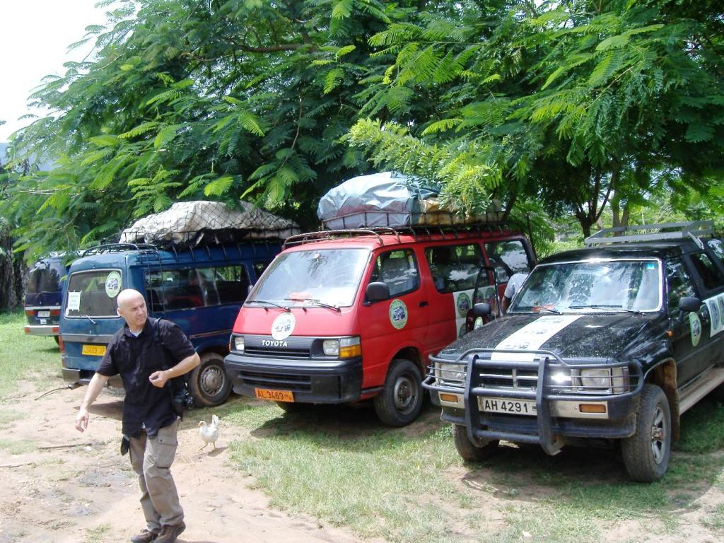 Film documentaire  de la CARAVANE SOLIDAIRE EN AFRIQUE