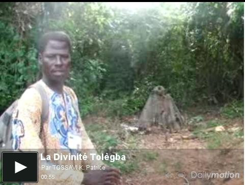 La Divinité Tolègba