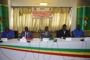 Un plan pour le Developpement de l'ecotourisme au Benin