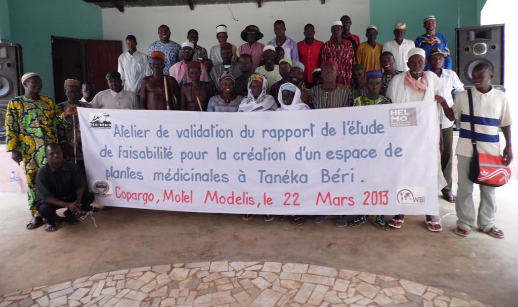 Resume du Projet Protection et valorisation des plantes médicinales à Tanéka-Béri