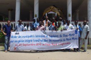 Pour une gestion intégrée transfrontalière du Bas-Mono