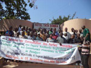 Rapport de la réunion des parties prenantes du ProFAEB