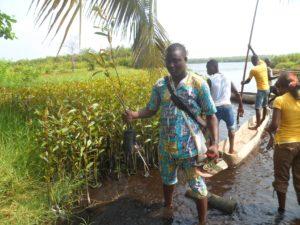Soutenons les familles de pêcheurs au Bénin