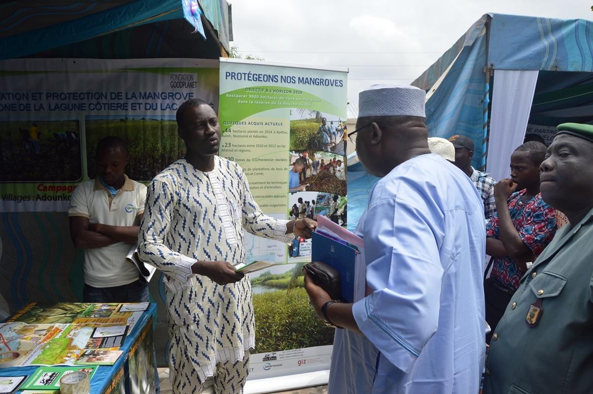 Journées portes ouvertes sur les résultats du Pogramme Ecosystems Alliance au Bénin