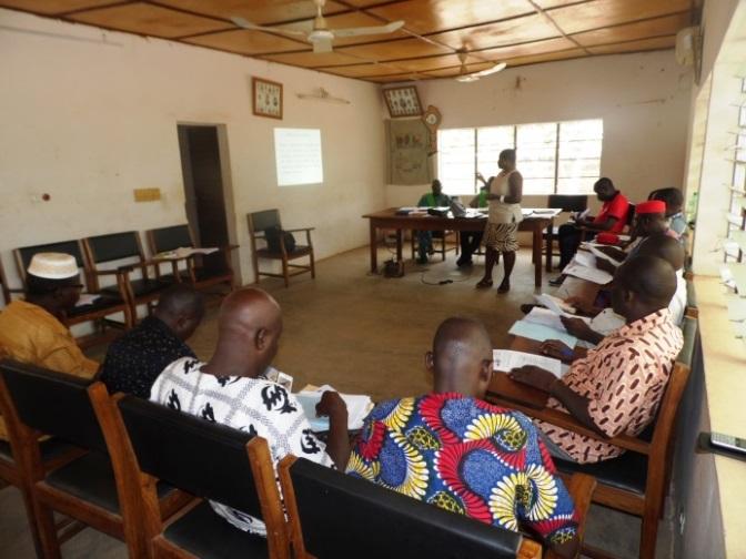Matéri s'engage davantage aux côtés d'Eco-Bénin pour diffuser des foyers Wanrou