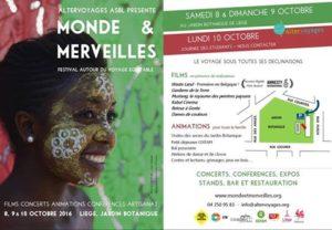 Festival Monde & Merveilles 2016
