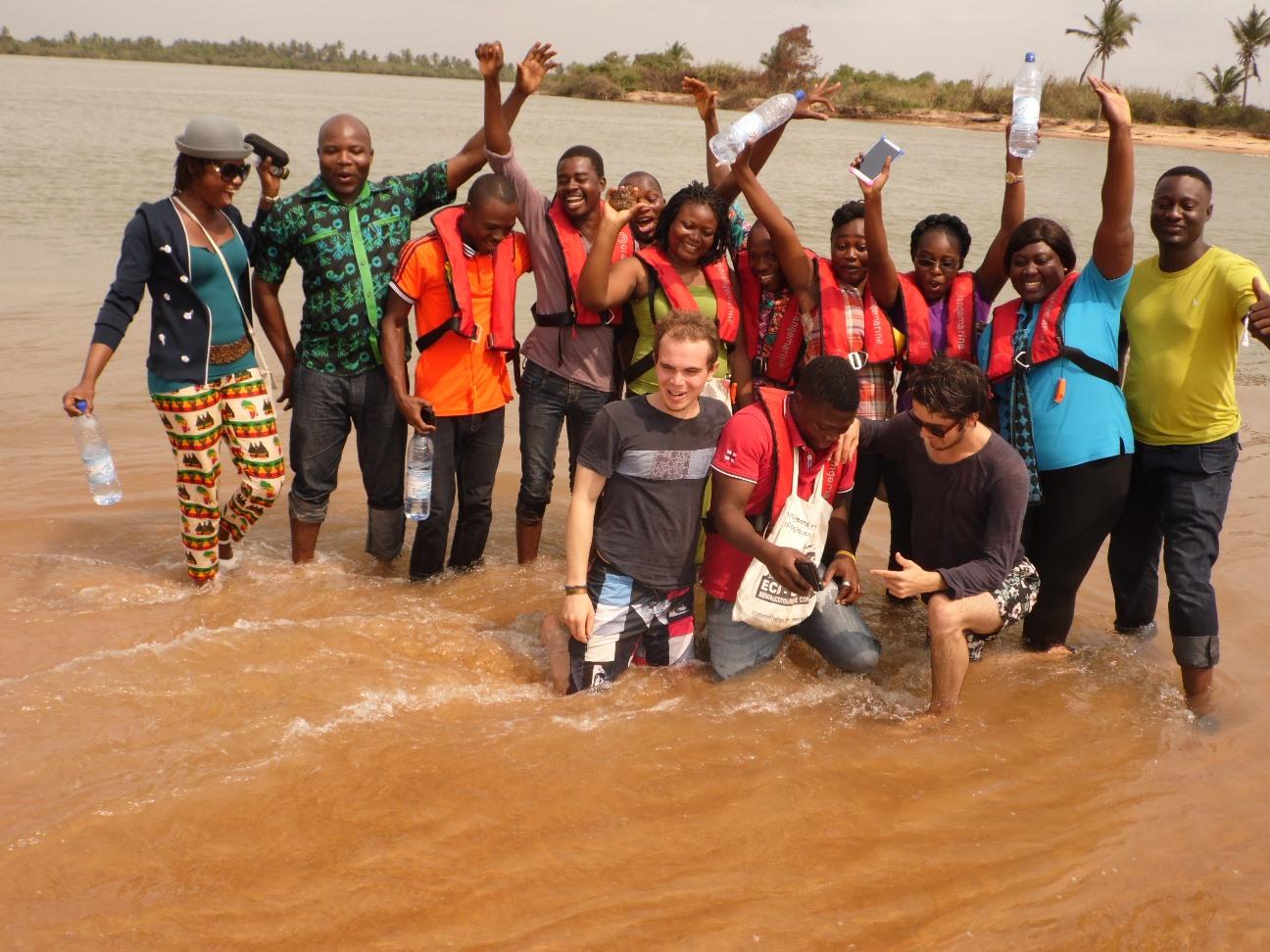 Eco-Benin aux salons Idées Vacances et Vert Bleu Soleil
