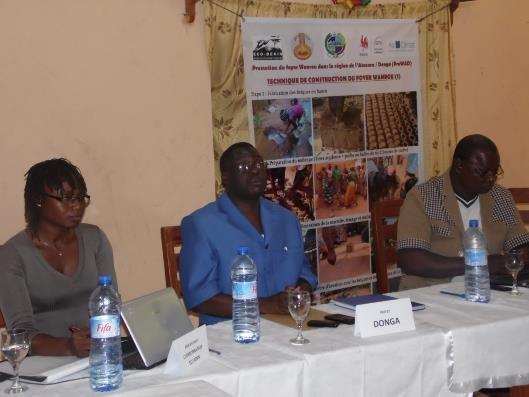Rapport Réunion des parties prenantes du projet ProWAD