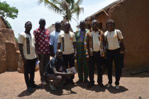 Les femmes de l'Atacora et de la Donga font désormais des Foyers Améliorés WANROU, leur affaire