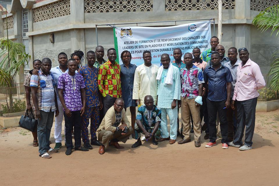 Formation sur la mobilisation et organisation des communautés locales
