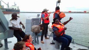 Témoignage d'Eco-Benin suite à un écotour baleinier au Bénin