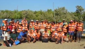 Projet Expertise Universitaire – Mangroves : Madagascar au cœur d'une rencontre d'échanges entre universitaires et praticiens internationaux