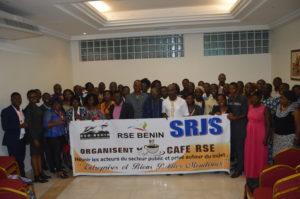 Initiative Café RSE au Bénin: ONGs, Entreprises et l'Etat autour d'une même table pour un dialogue