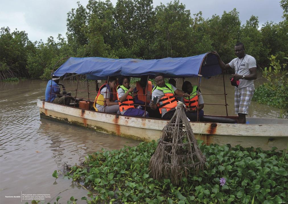 Eco-Benin à l'honneur dans l'émission Tam tam de télévision du monde