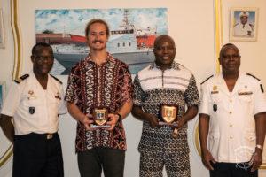 Opération Guegou 2019 : Eco-Benin et son partenaire Sea Shepherd distingués