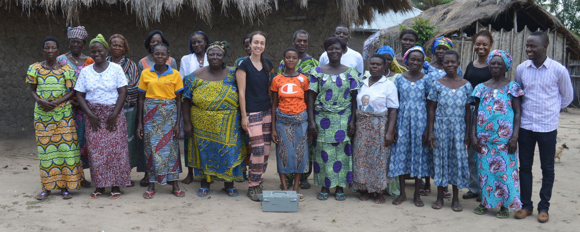 Autonomisation des femmes de l'ACCB-Bouche du Roy par les «AVEC»