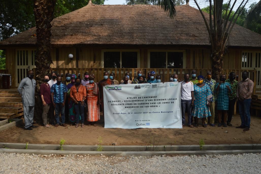Atelier de lancement du projet Mangroves Économie