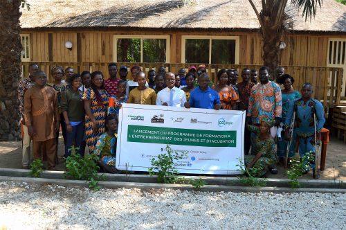 Mangroves économie: 30 jeunes initiés à l'entreprenariat dans les communes de Comé, Grand-Popo et de Kpomassè