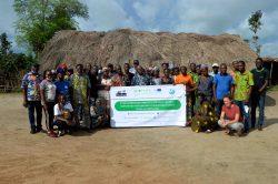Evaluation des impacts sociaux dans le site de la Bouche du Roy, cinq réunions communautaires organisées!