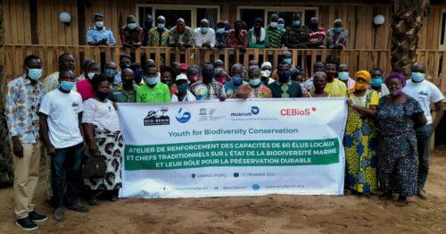Atelier de formation sur la biodiversité marine : un code local de bonne conduite adopté