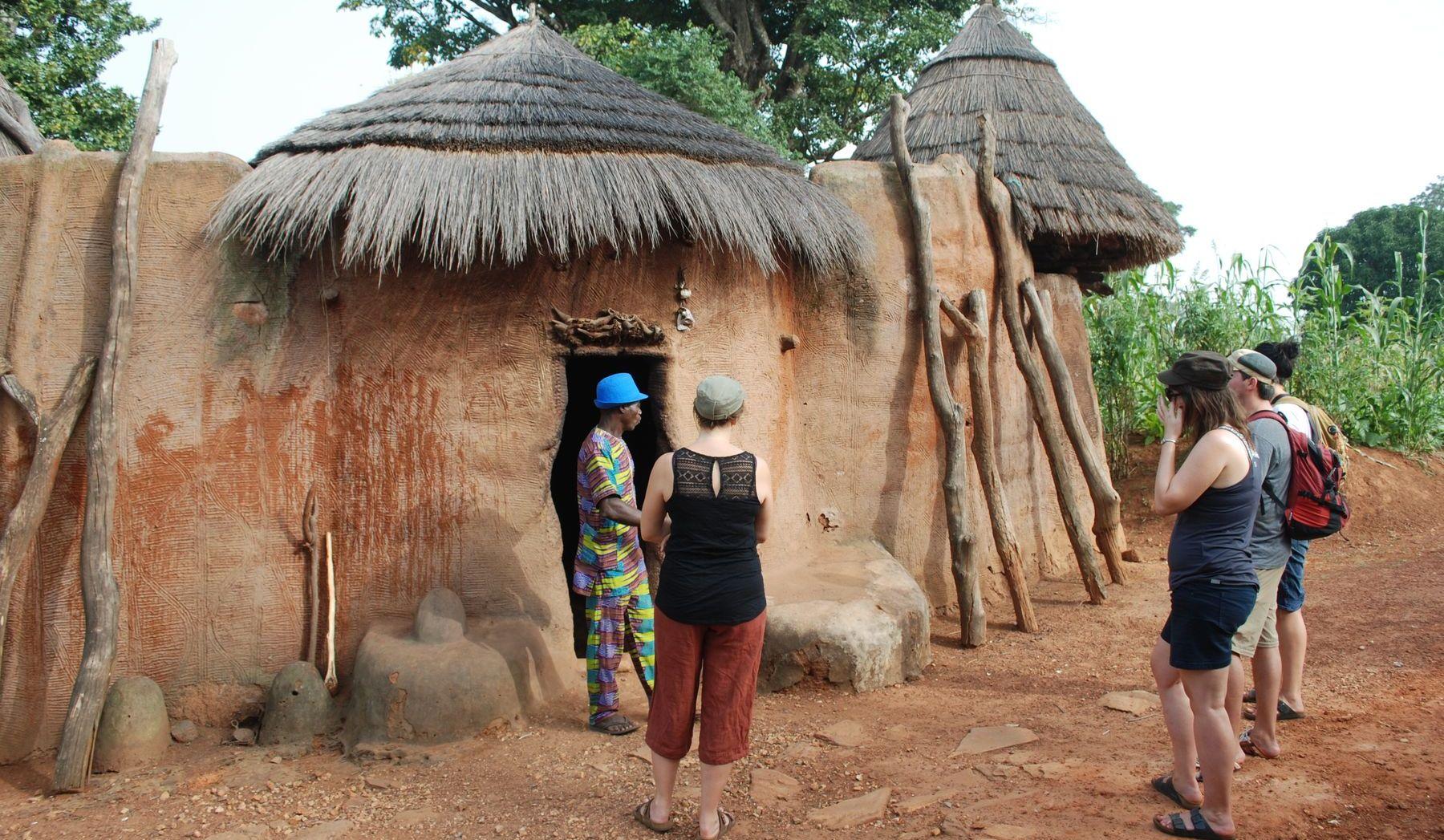 Photo visite Tata Somba