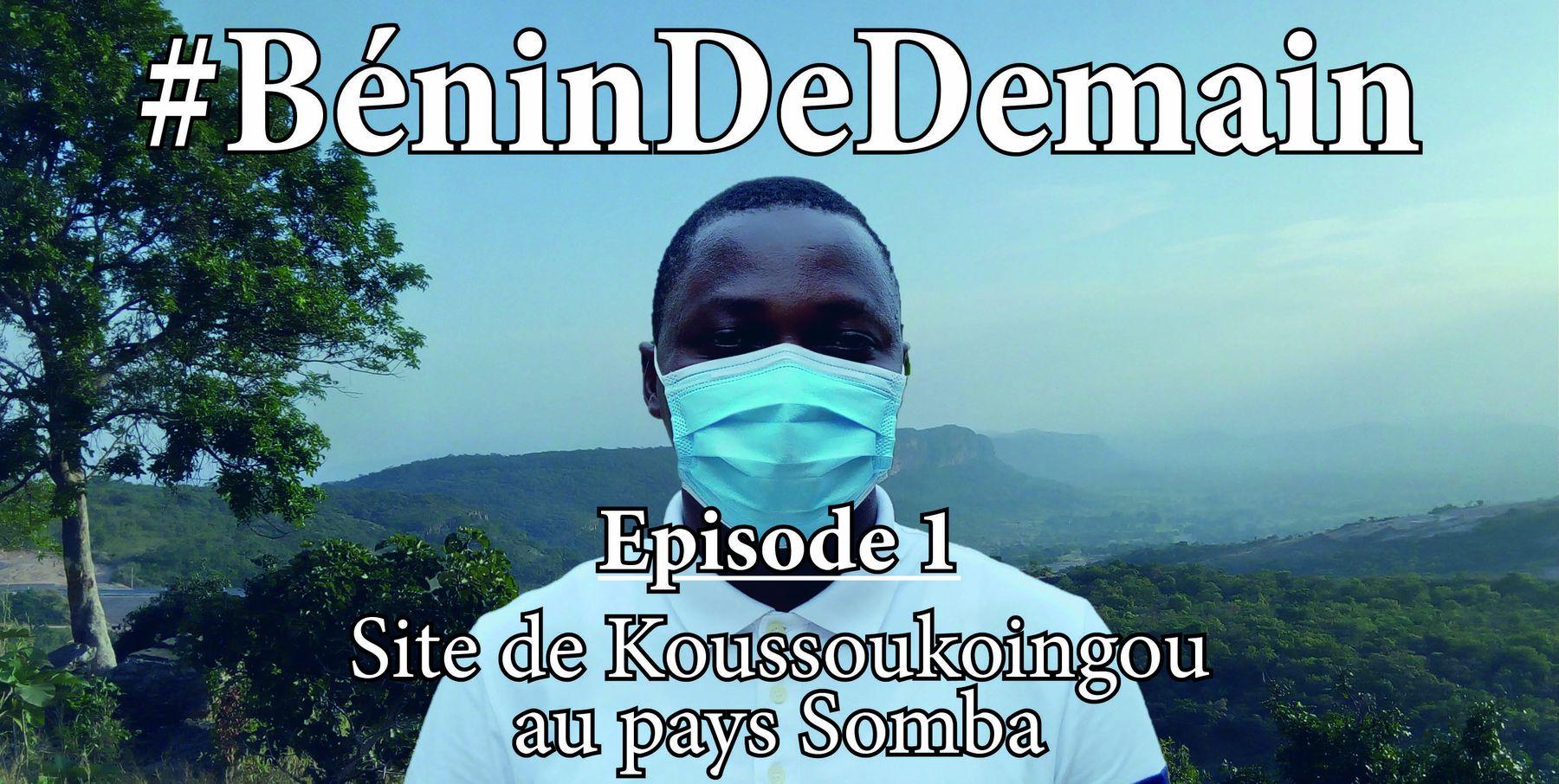 Restez chez vous et découvrez le #BéninDeDemain