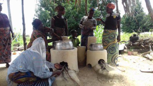 Atténuation au changement climatique : Le foyer amélioré Wanrou de l'ONG EcoBénin comme une solution